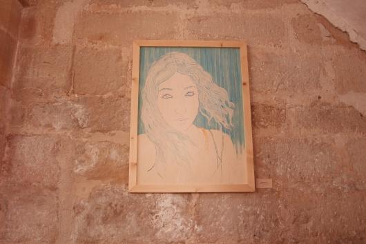 Blanca de la Torre Visual Artist painter illustrator acrylic art ilustrador illustration ilustración arte artista plástico pintor artístico emerging emergente contemporary Valencia España