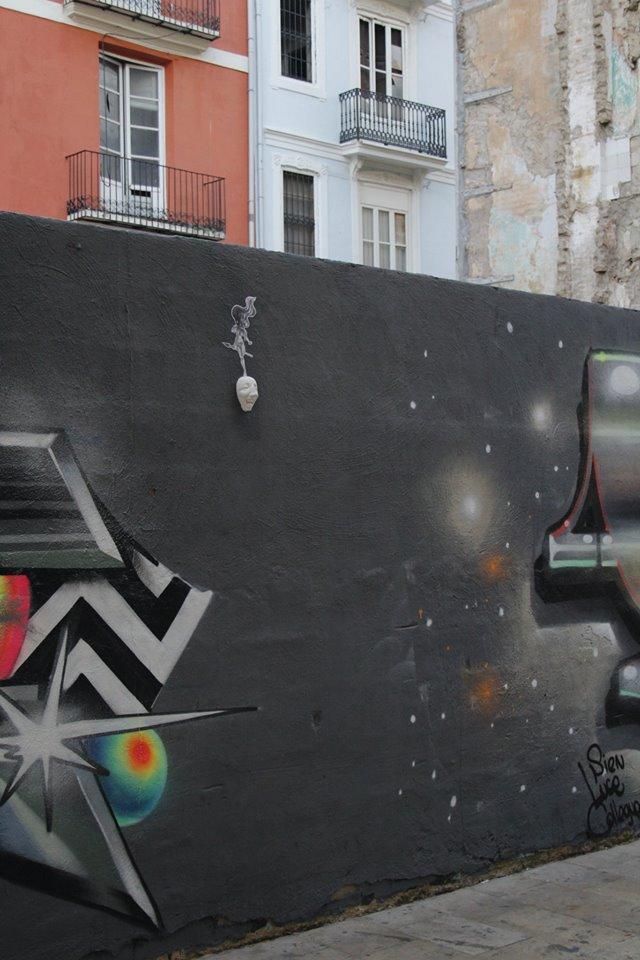 Blanca de la Torre Visual Artist painter illustrator acrylic art ilustrador illustration ilustración arte artista plástico pintor artístico emerging emergente contemporary sreetart Valencia España