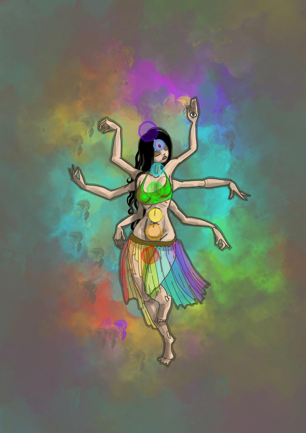 The Dance of Maya