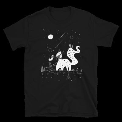 Cosmic Walker - Camiseta