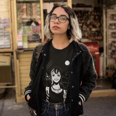Azufre, Mercurio & Sal - Camiseta