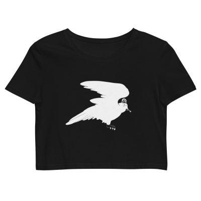 The Key - Camiseta Crop Top